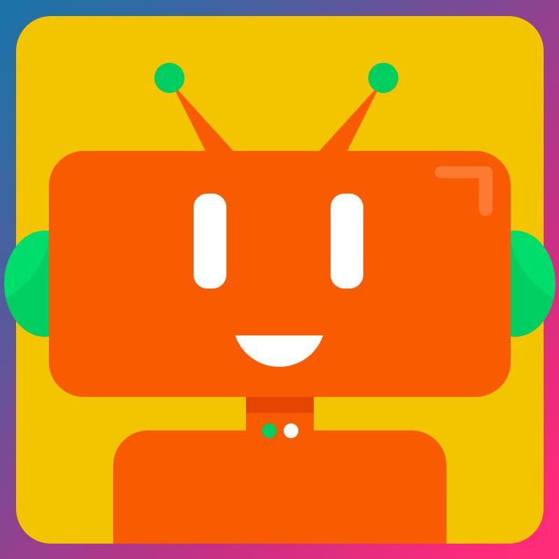 """Nossa ideia inicial era levar Duda como robô sem gênero. Sem marcadores que pudessem ser lidos como """"masculinos"""" ou """"femininos"""". Não é ele ou ela, é Duda."""