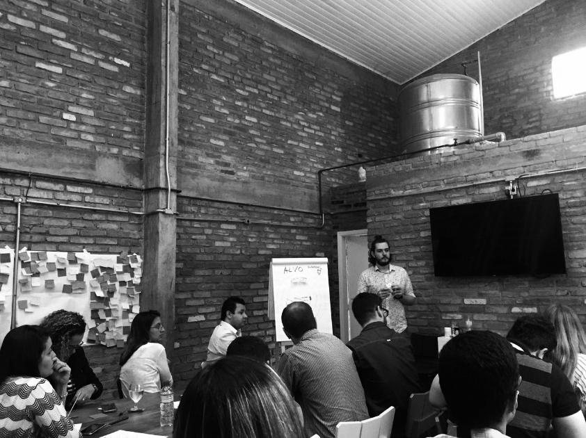 Workshop de Cocriação | Claro Brasil - com Mateus Oazem