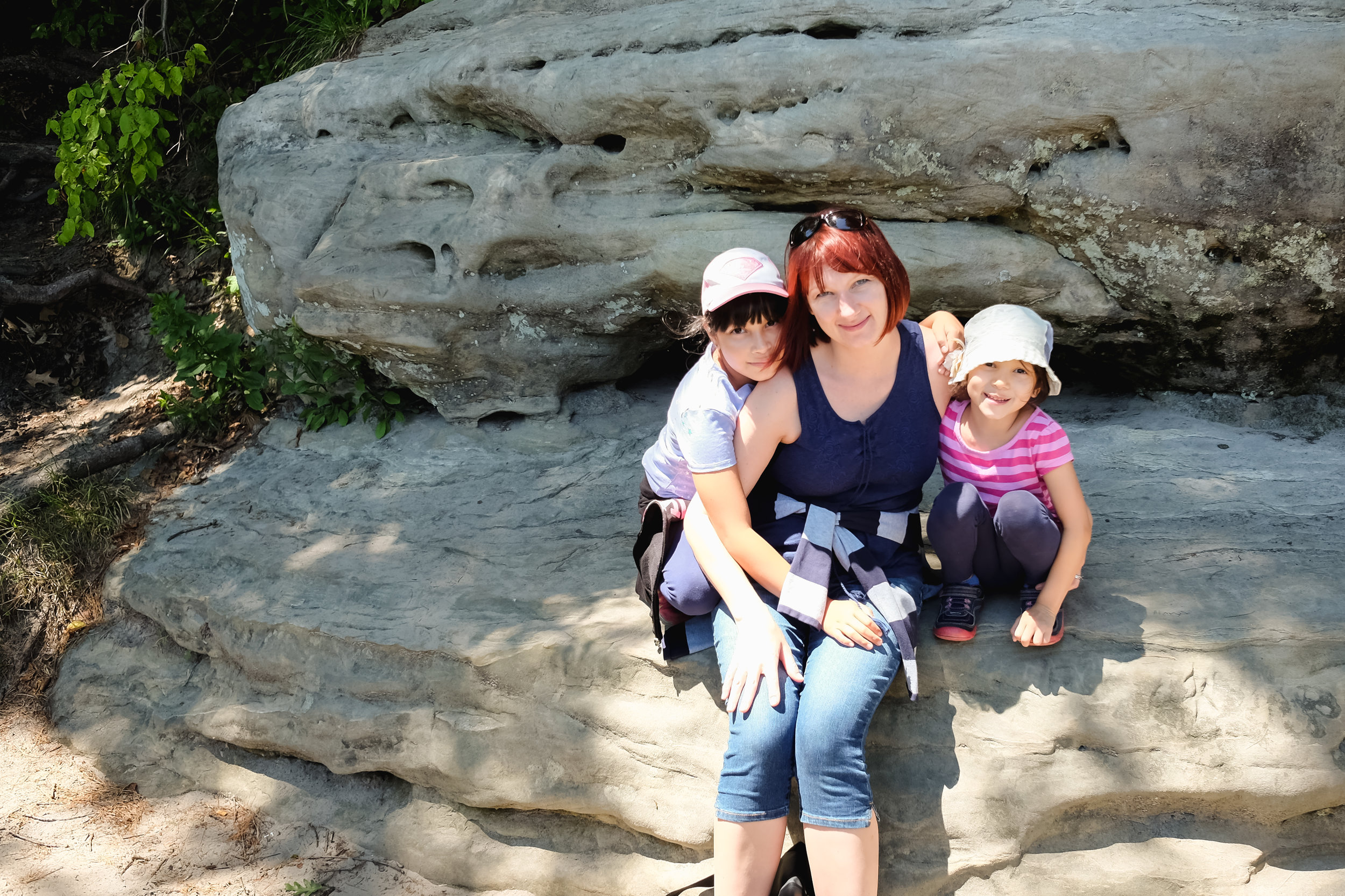 Family trip to Starved Rock.