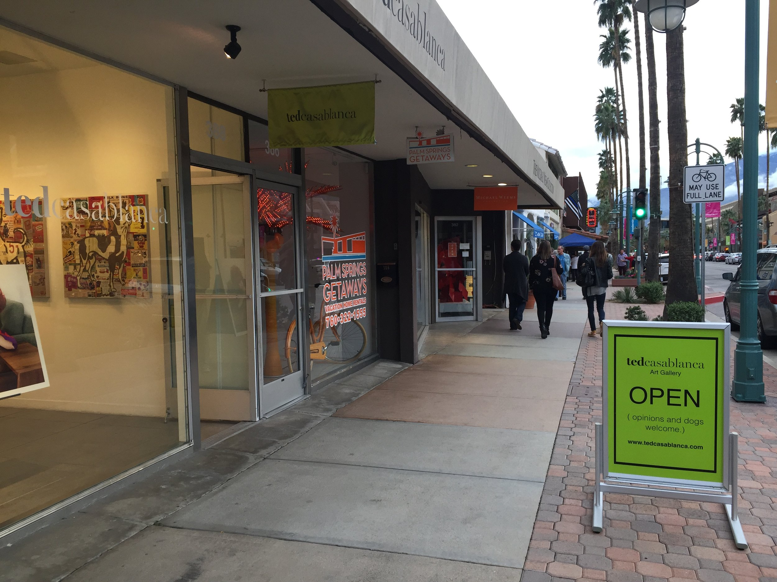 Ted Casablanca Gallery