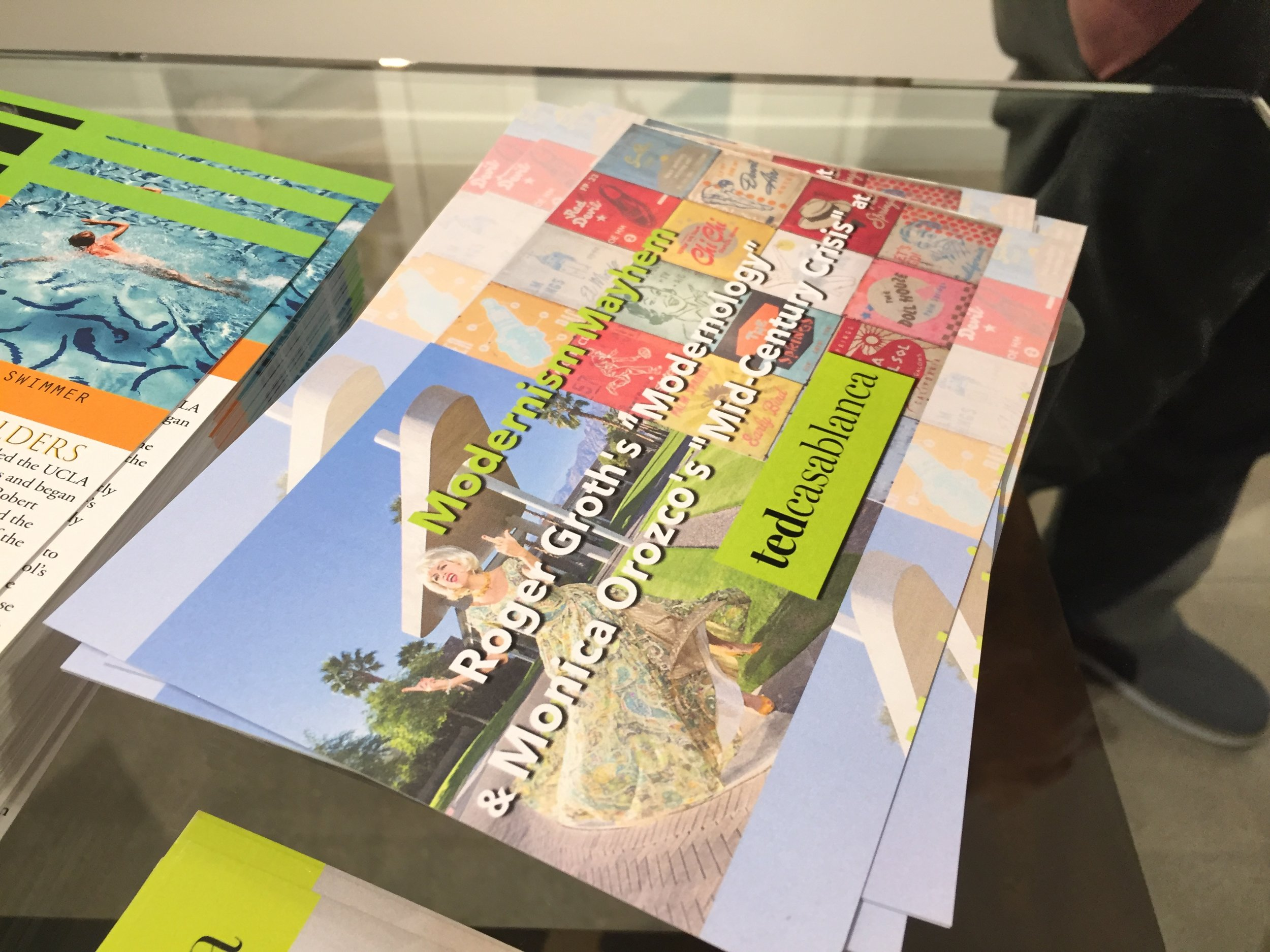 JDL Consulting Print Design