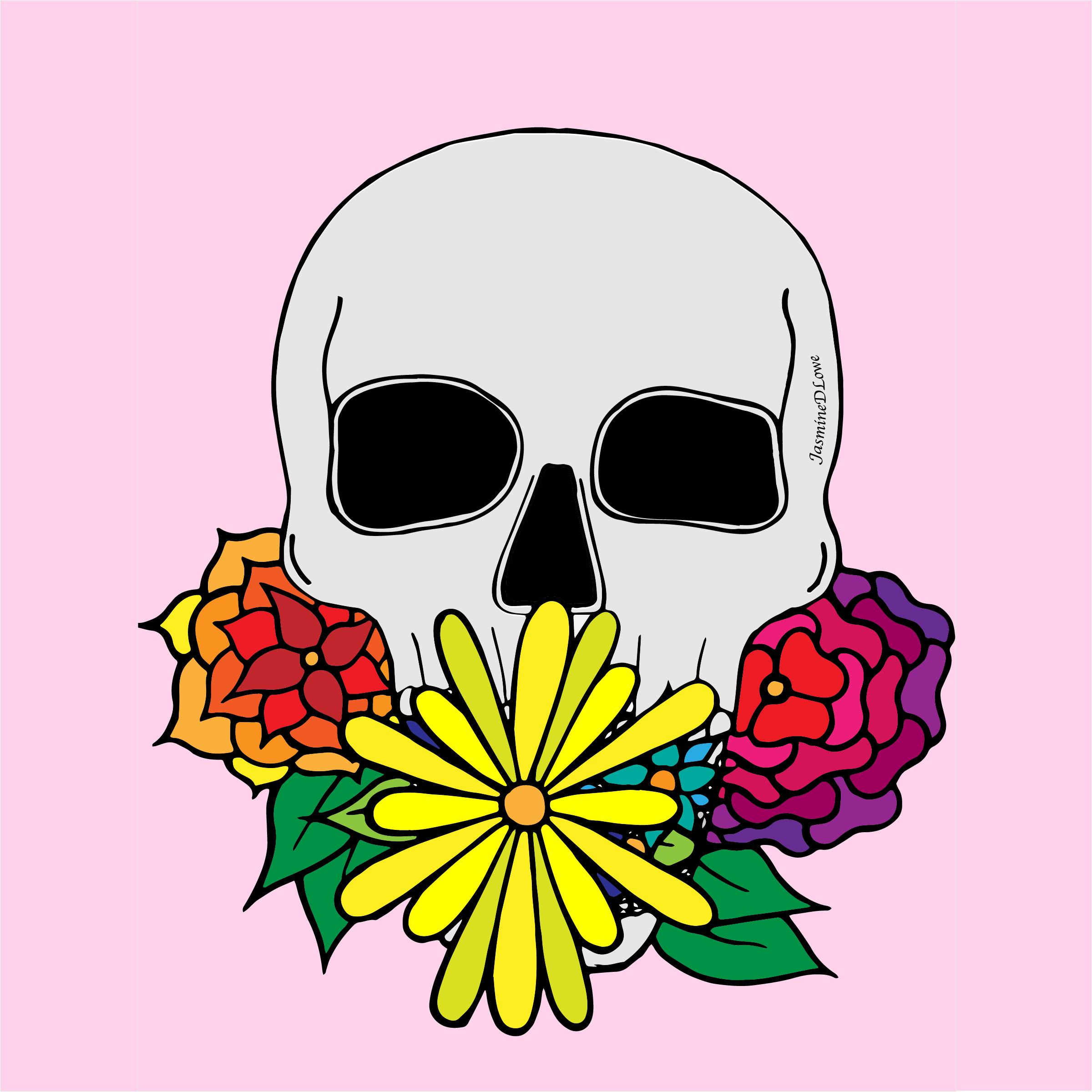 Skull and Flowers.jpg