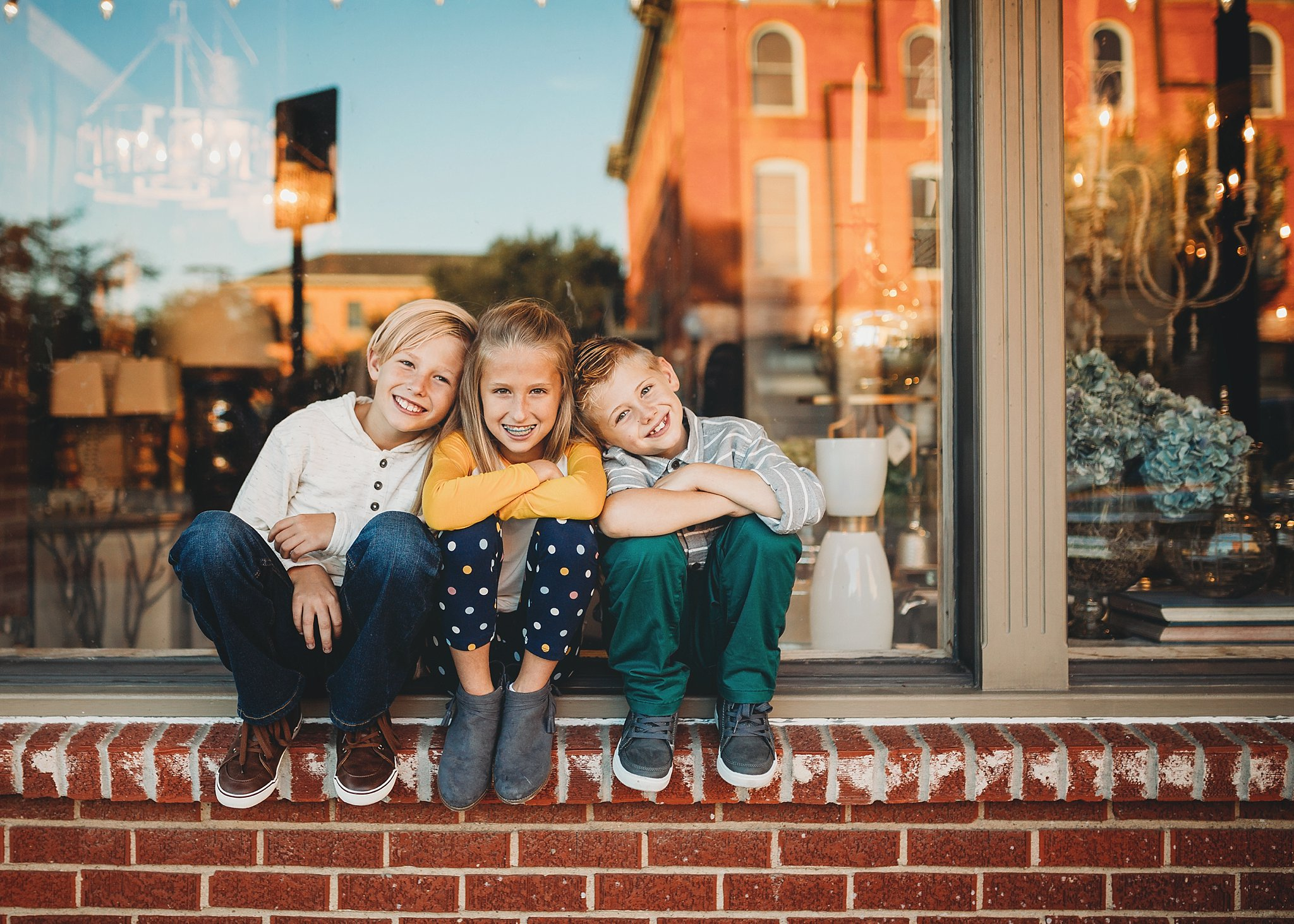 family photo session, college station texas photographer