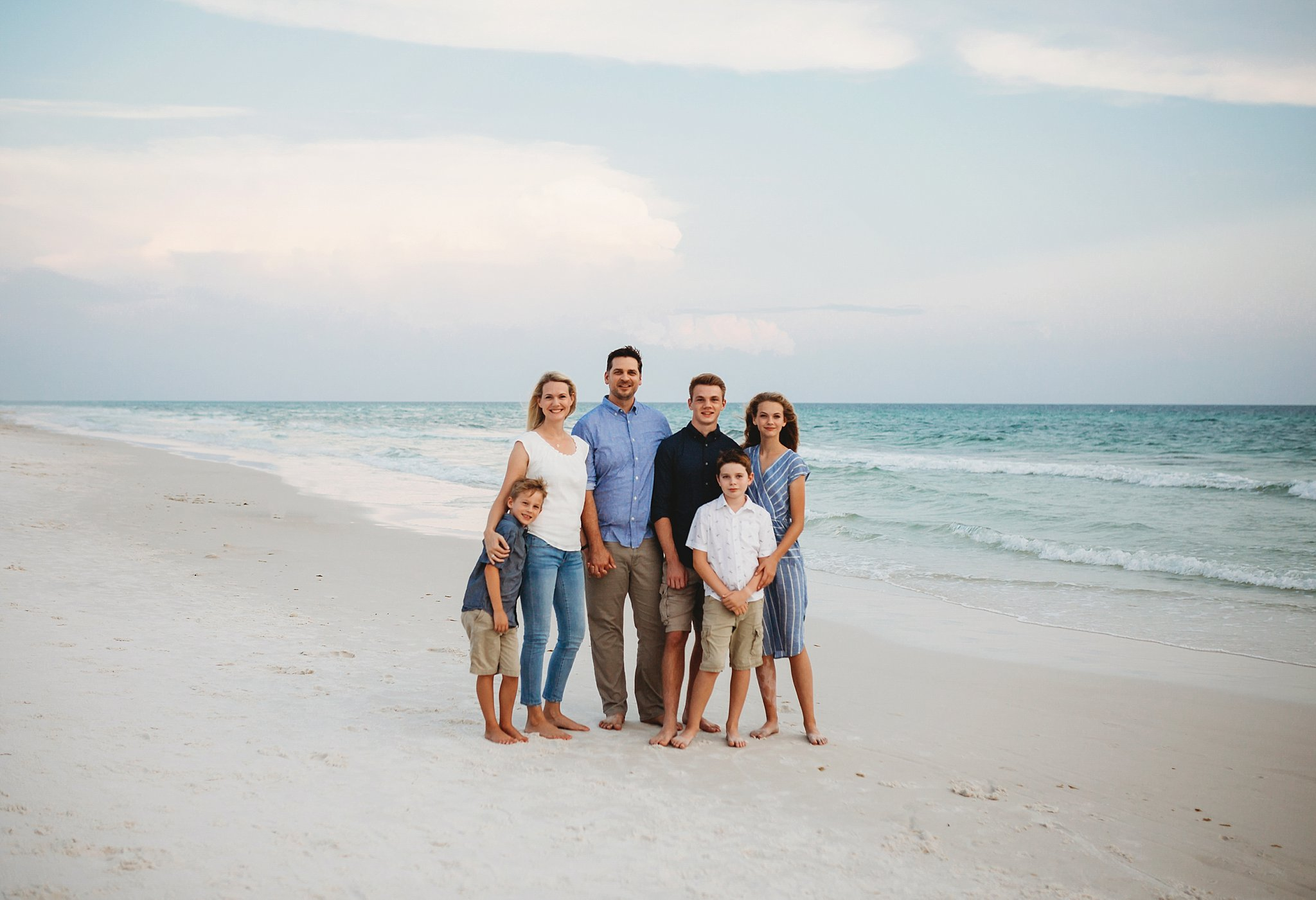 family photographers in college station