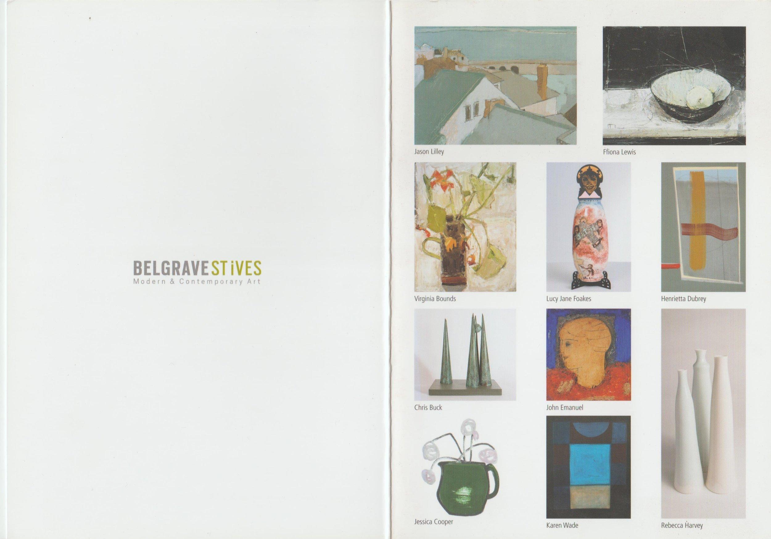 Belgrave St Ives, 2011