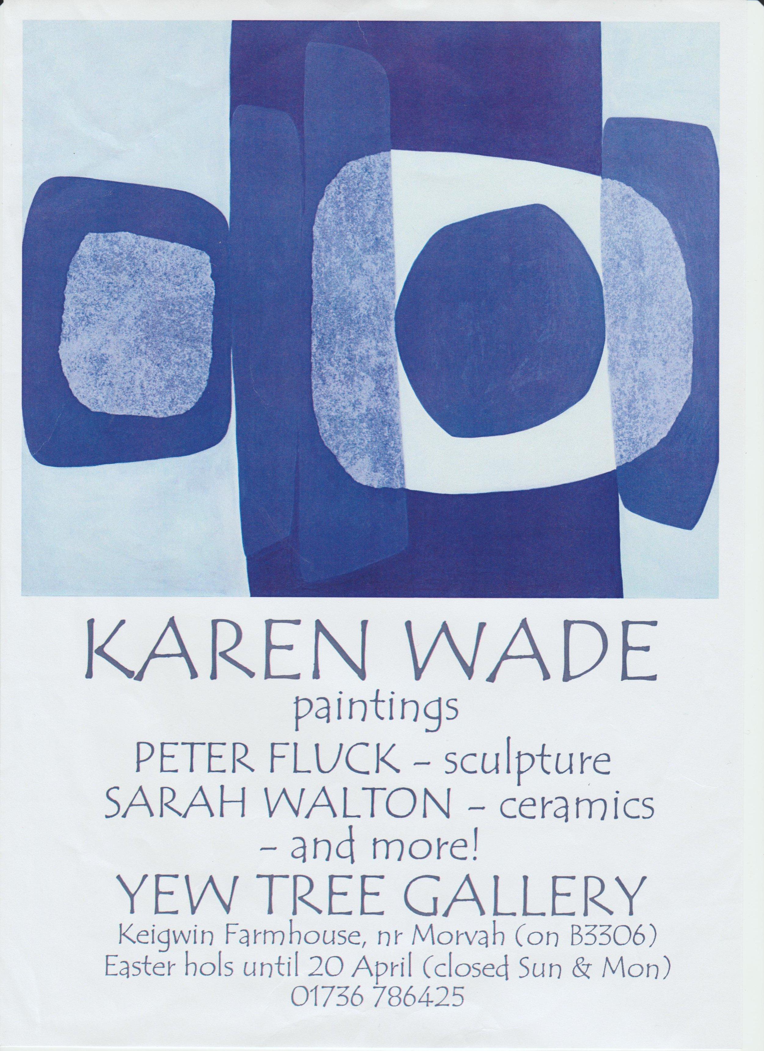 Yew Tree Gallery, Cornwall, 2006