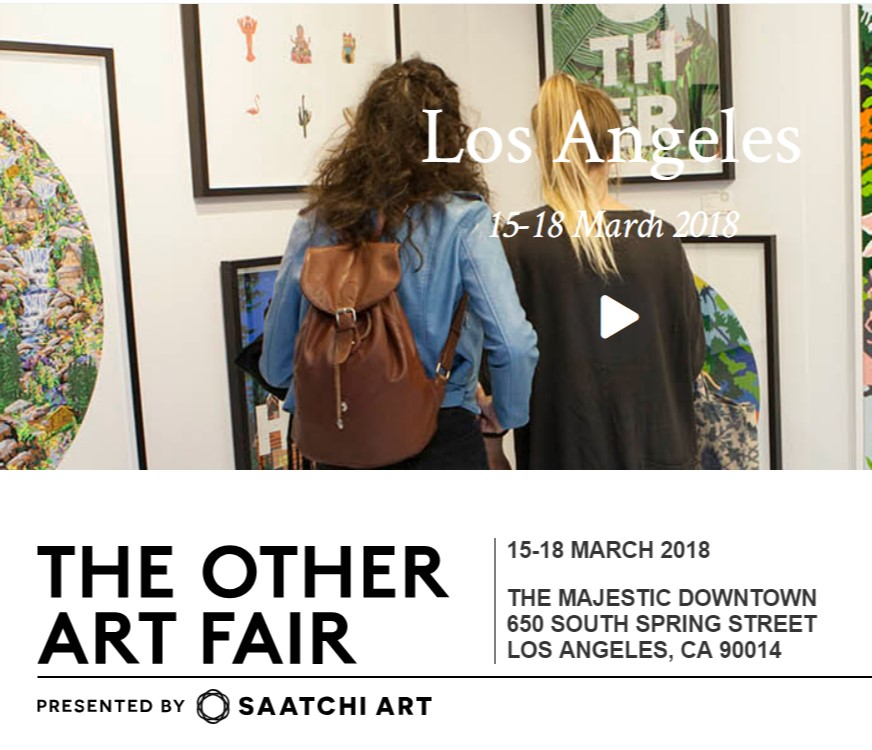 The Other Art Fair, Los Angeles, 2018
