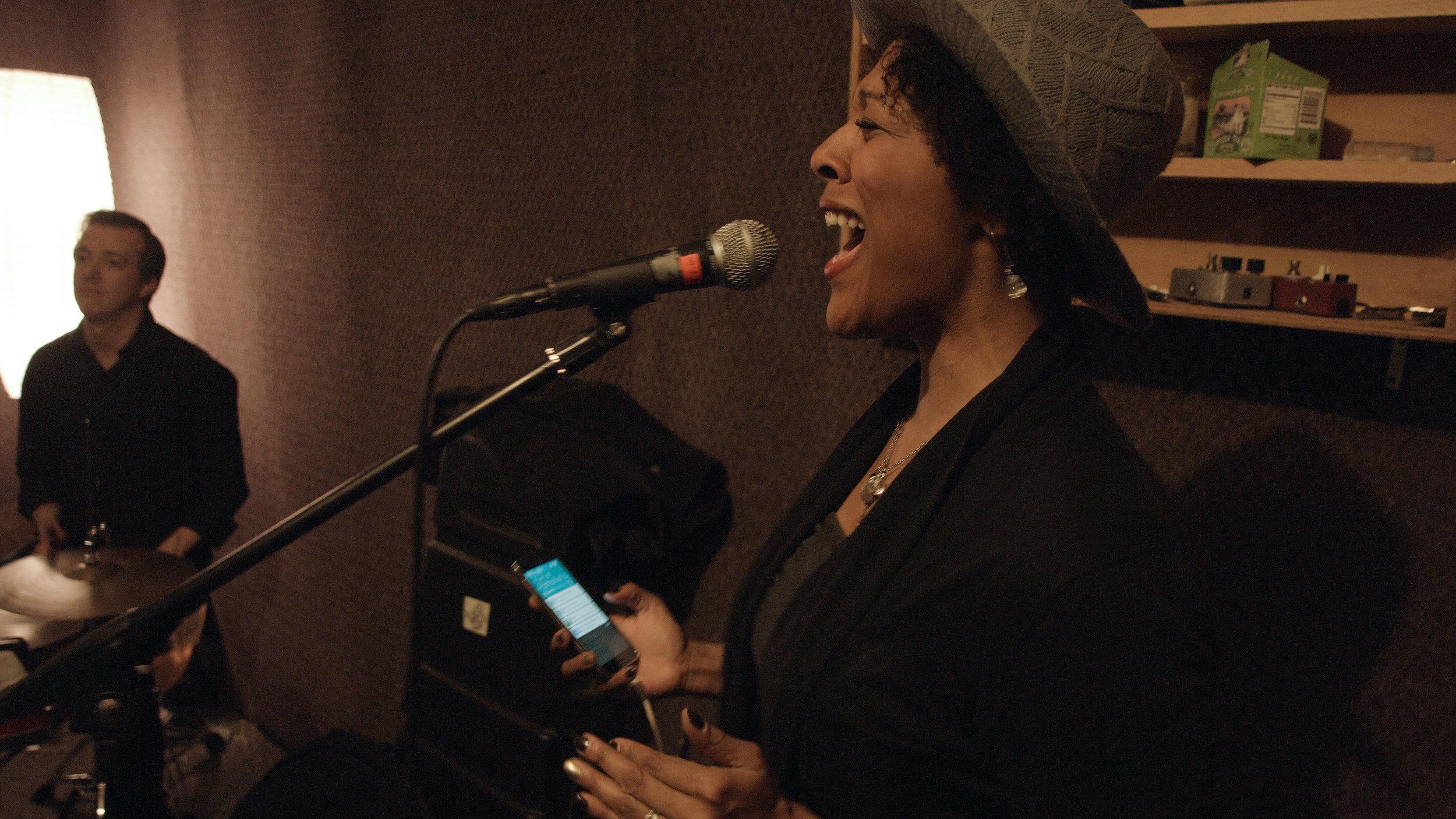 Brandi & the Alexanders - Behind the Scenes | Rockwood Music Hall