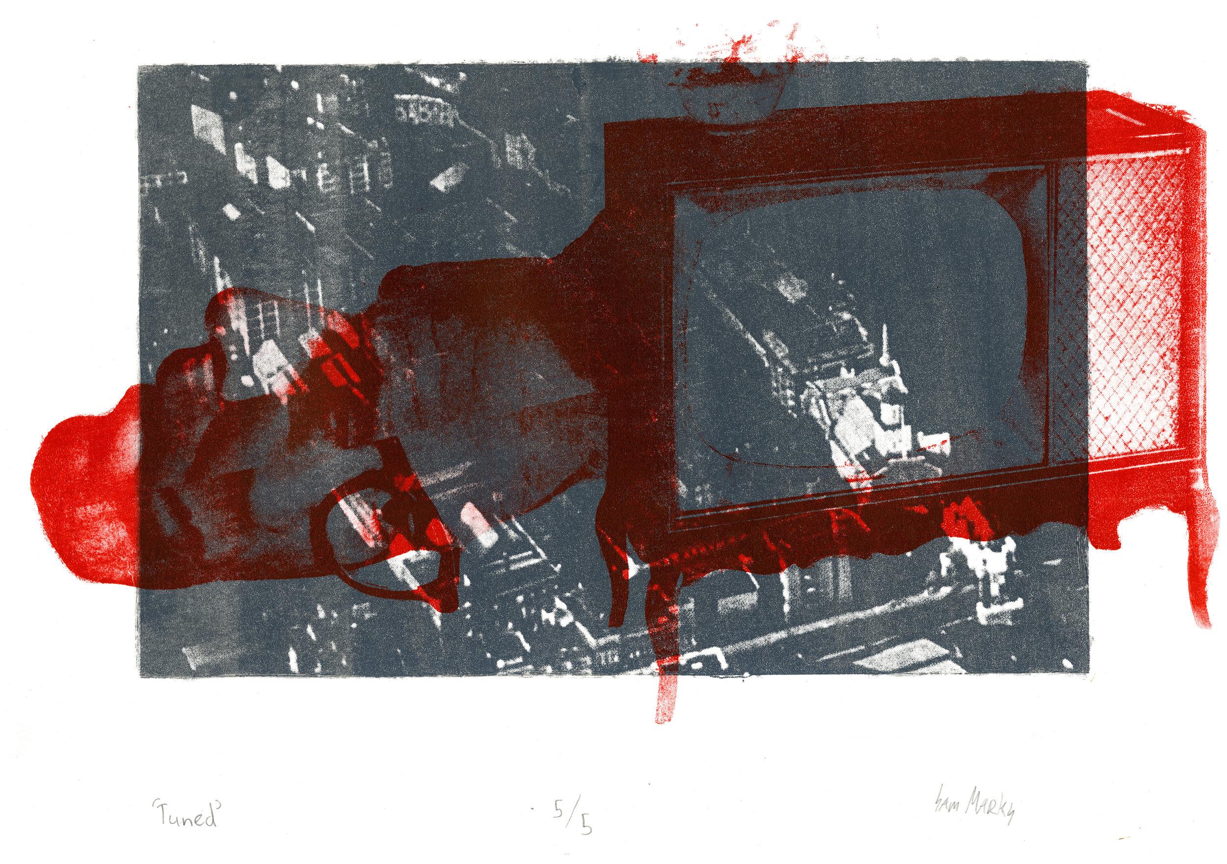 Tuned, Photolithograph