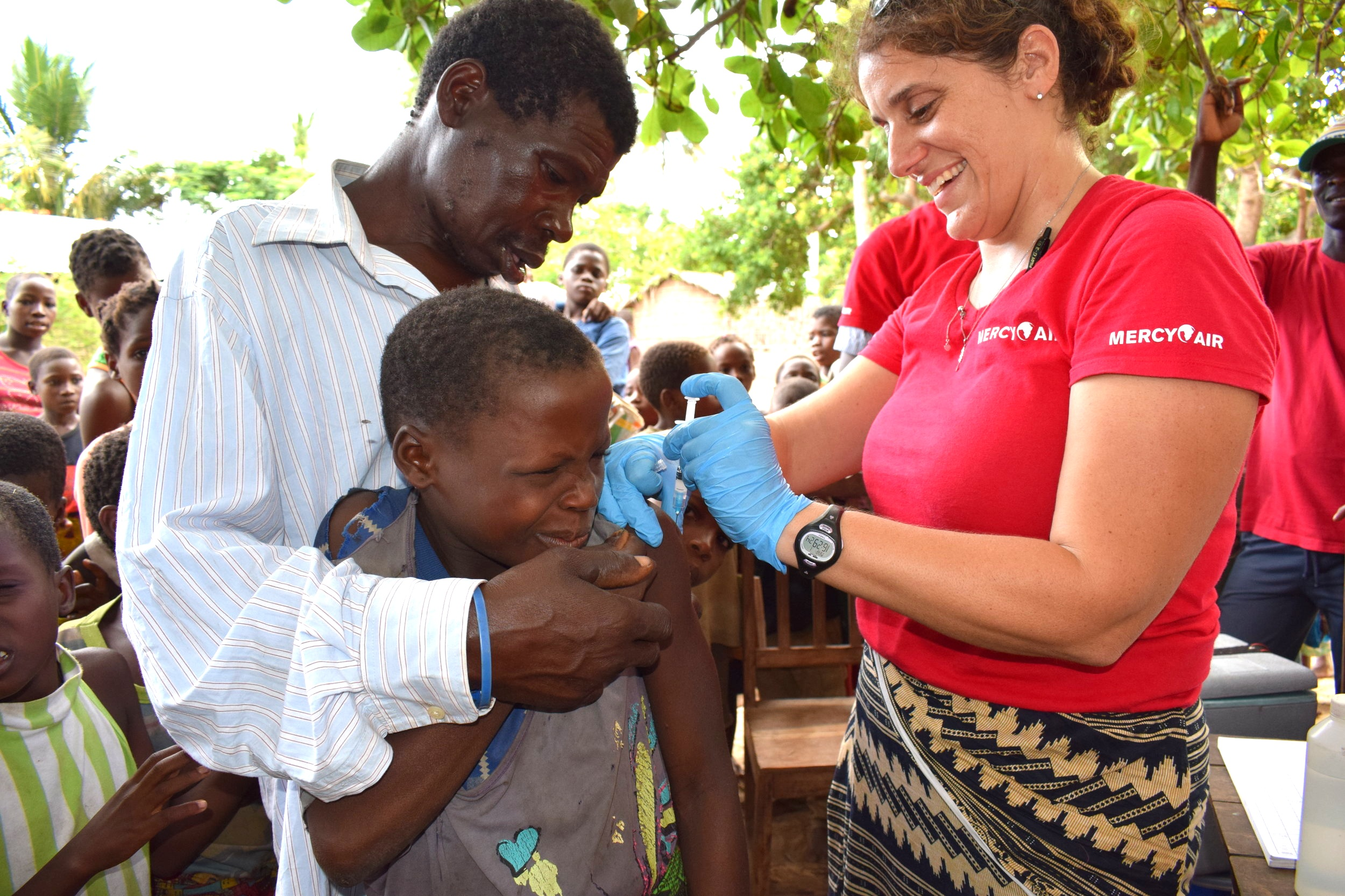 MOBILE CLINICS - We visit over 40 remote villages without any access to health care.$15 can help get us to one of these villages$600 can help us fund one whole outreach.Annual goal: $3500