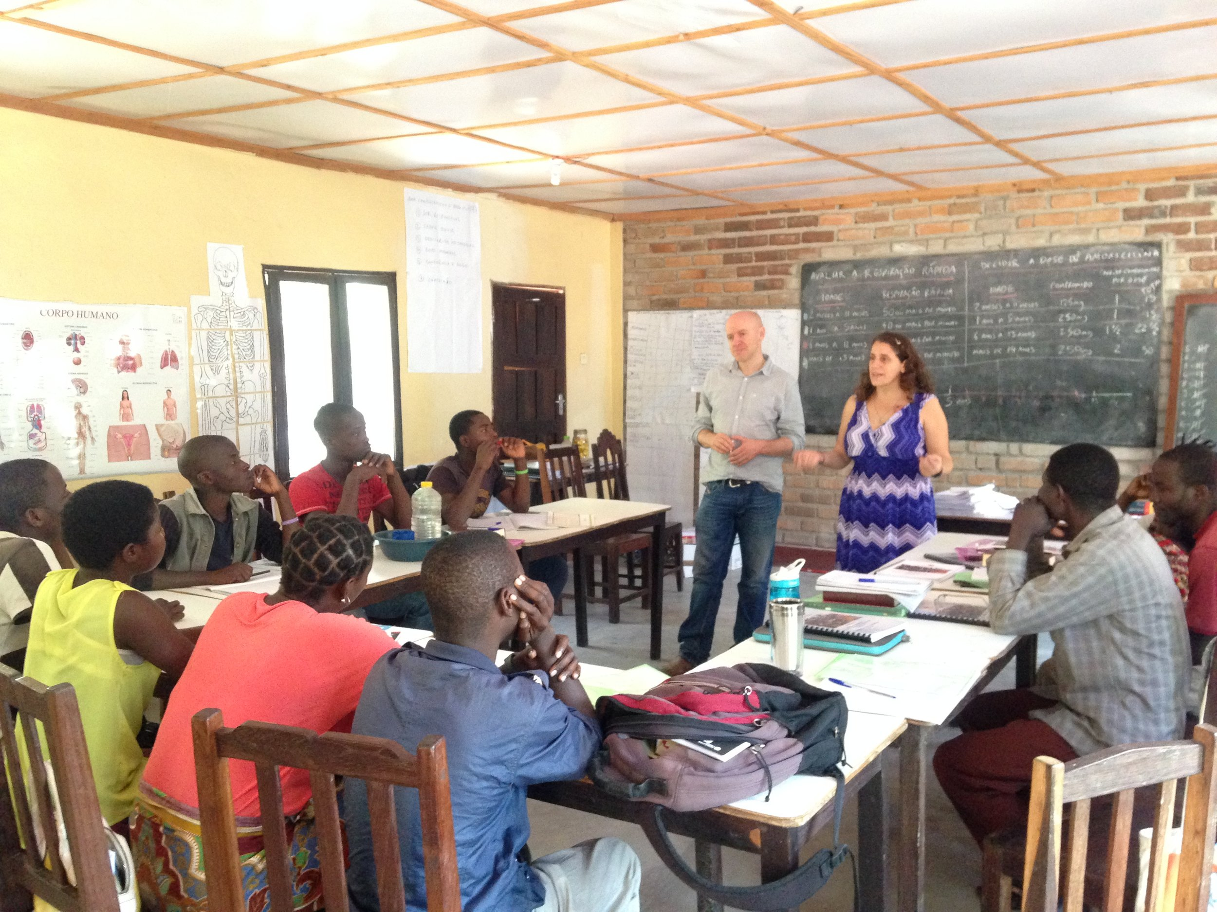 DISCIPLESHIP TRAINING SCHOOL - We run a 6 month residential training course for those who wish to learn more about following Jesus. It is also an entry course for those wishing to join YWAM. It has a lecture phase and a practical phase empowering students to apply all they have learned.$50 a month can help us feed, transport and teach a student.Annual goal $4000