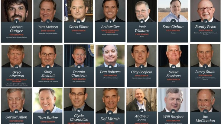 None of these MEN represent ANYONE in MY FAMILY. I don't LOOK like any of them. I don't see my Father, my Uncle, my Brother, my Partner, my Friend in ANY of those faces.