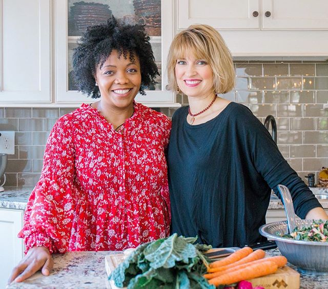 Meet Sherry and Dee, the wonderful women behind the Southern Fried podcast. Last weekend I had the privilage of capturing images and getting a glimps into this dynamic duo. These two beautifully banter about food, friendship, spirituality and a whole lot more on their upcoming podcast. Be sure to check them out.
