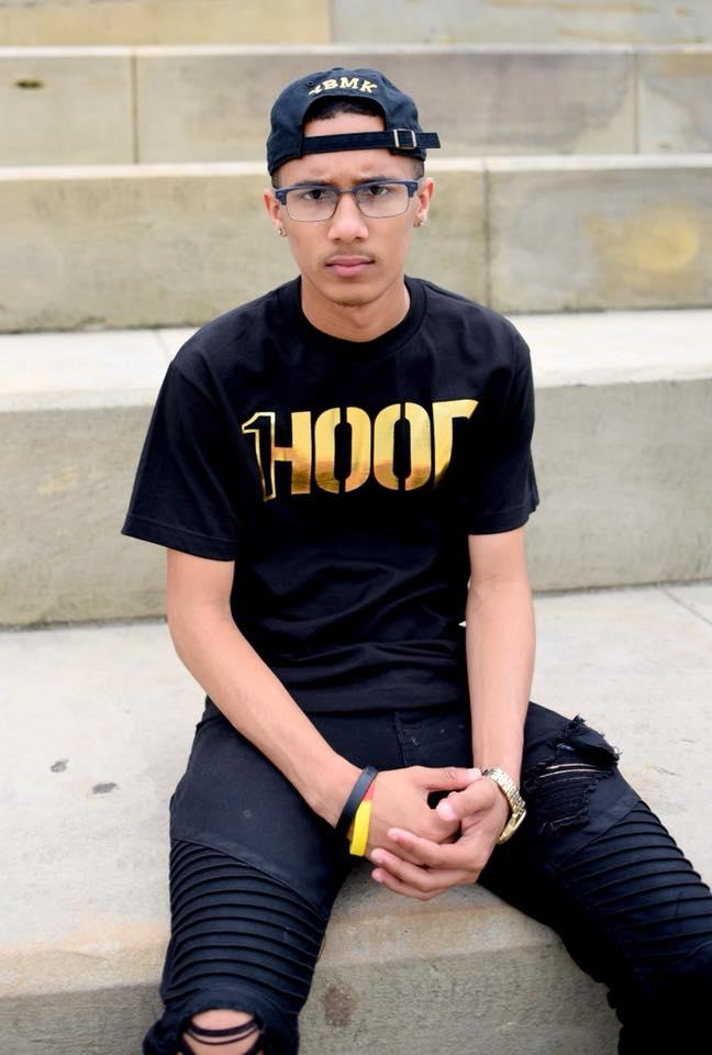 Kahlil Darden, YBMKQ Founder and 1Hood Youth Activism Coordinator