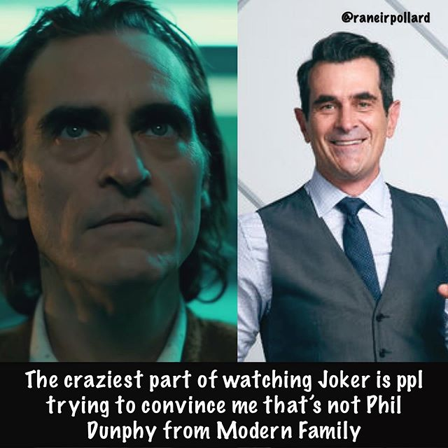 Controversial opinion on #Joker  The acting was amazing but I spent the entire movie arguing with myself about this...