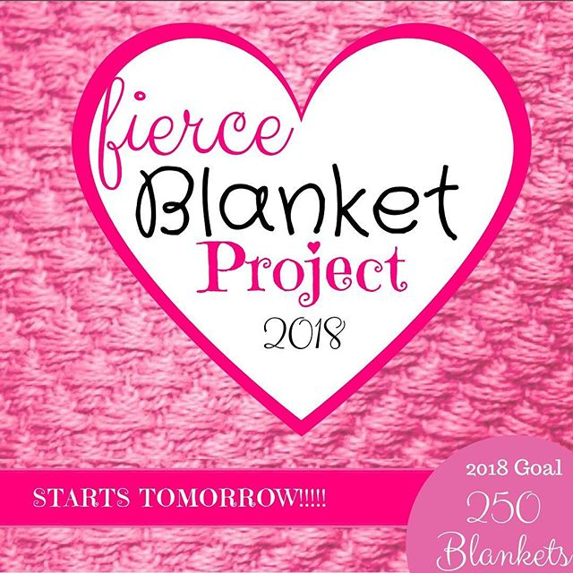 "I started The Fierce Blanket Project back in 2015 because of a discussion at my church. ""There is a need for blankets in the shelters. So many of these women (some with children) show up to the shelter with just the clothes on their backs. They don't even have a warm blanket to sleep under."" That did something to me. They didn't have something as simple as a blanket. They were abused, homeless, and broken. There had to be something I could do.  The was a need! I started a gofundme and posted it on social media. We raised enough to donate 52 blankets to 2 shelters!  In 2016, I said I am going to double the number of blankets from 2015. We raised enough to triple the previous year, 150 blankets donated!  In 2017, I said we will hit 200 blankets. We donated 213 blankets to 5 shelters!  Anyone can change the world. You just have to start one person at a time.  Will you help us give a warm Christmas to women and children (in need) throughout the city of Memphis? Click the link in my bio or visit www.gofundme.com/fierceblanketproject2018"