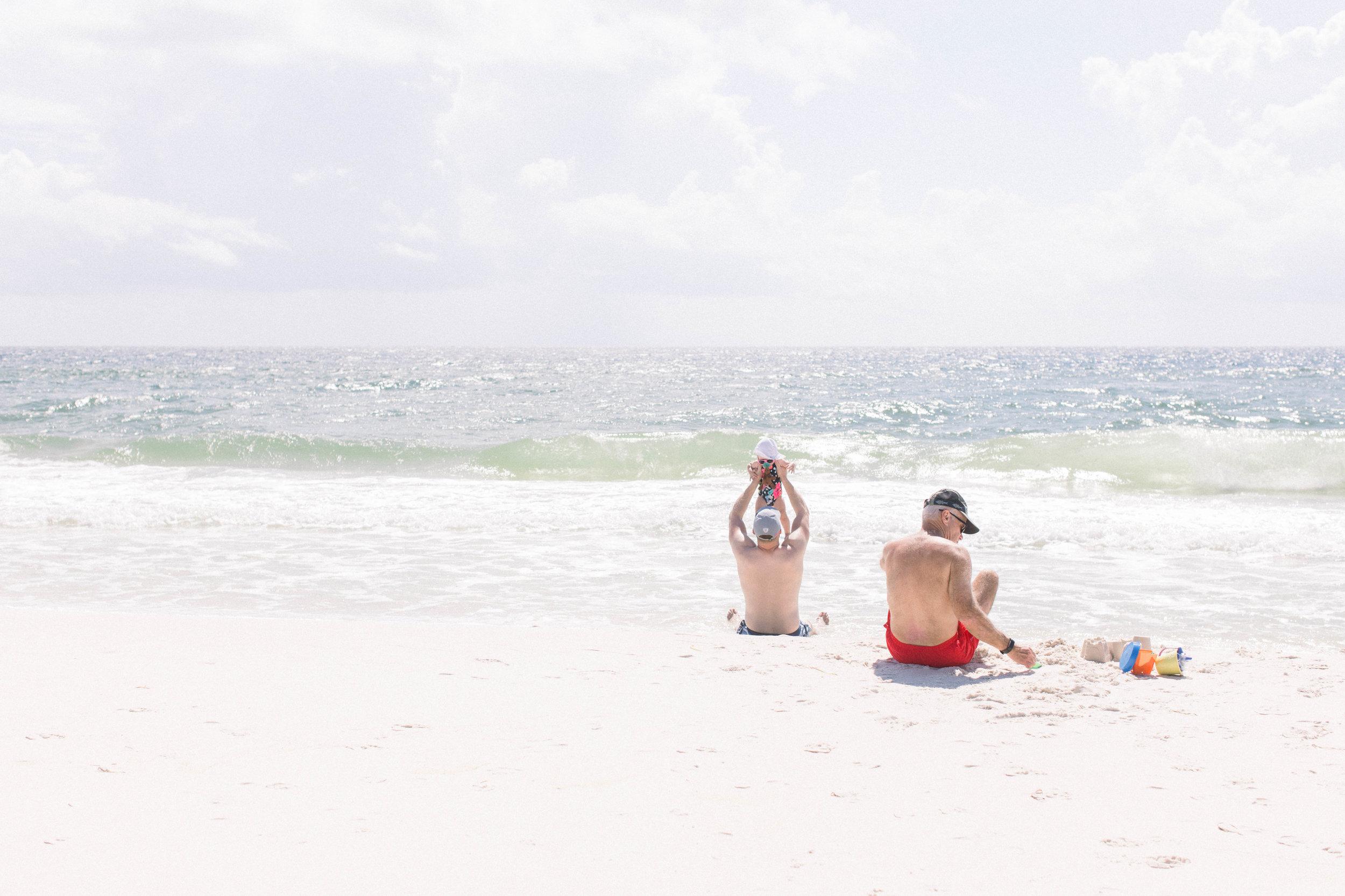 Family, Perdido Key, Florida, Best Friends