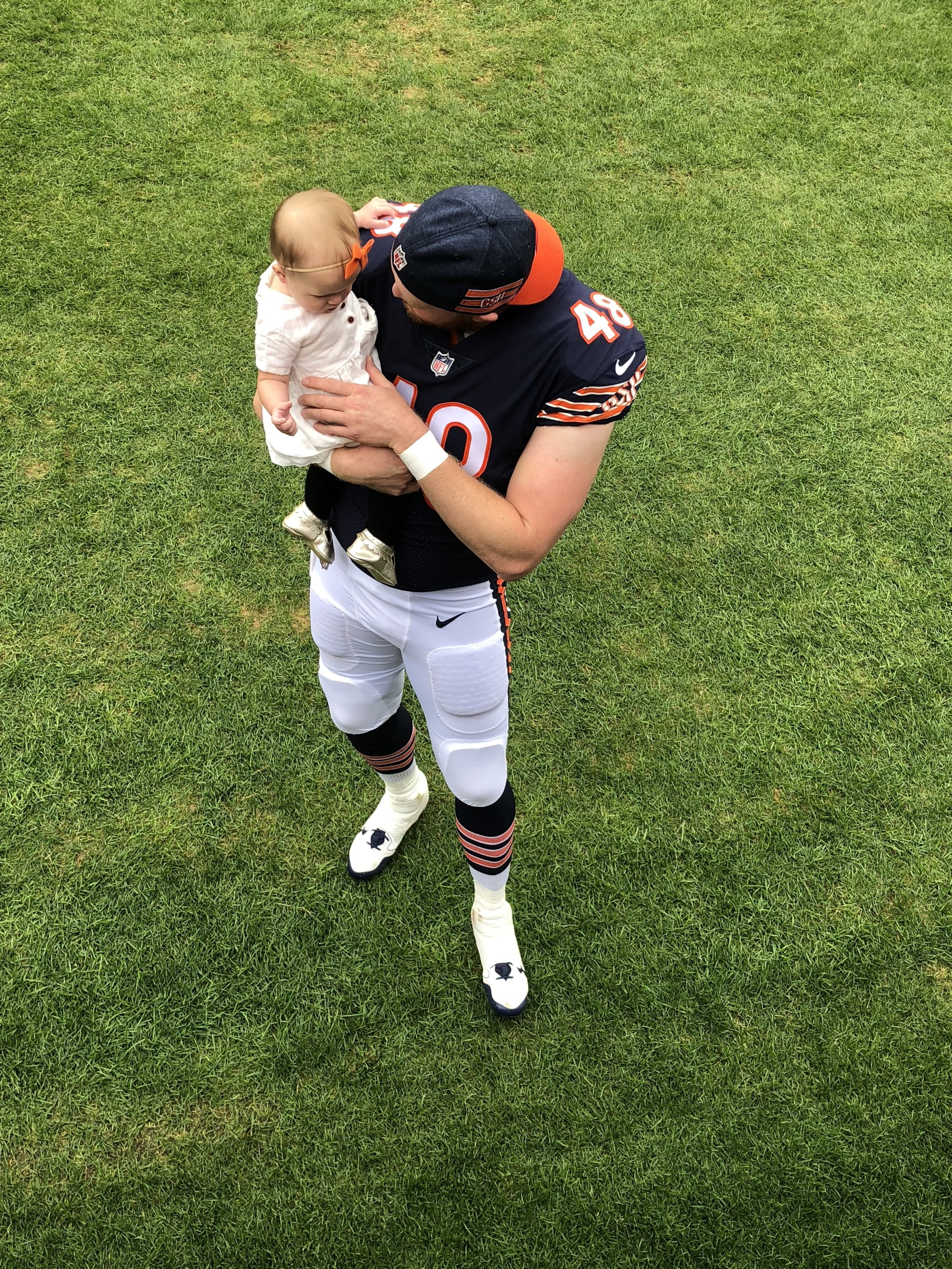 NFL Dad, Professional Athlete, Women of the NFL