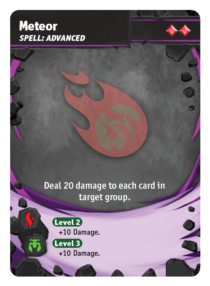 Meteor - Meteor is Jin's primary damage dealer. Meteor may force your opponent to make different grouping decisions to prevent a double KO.