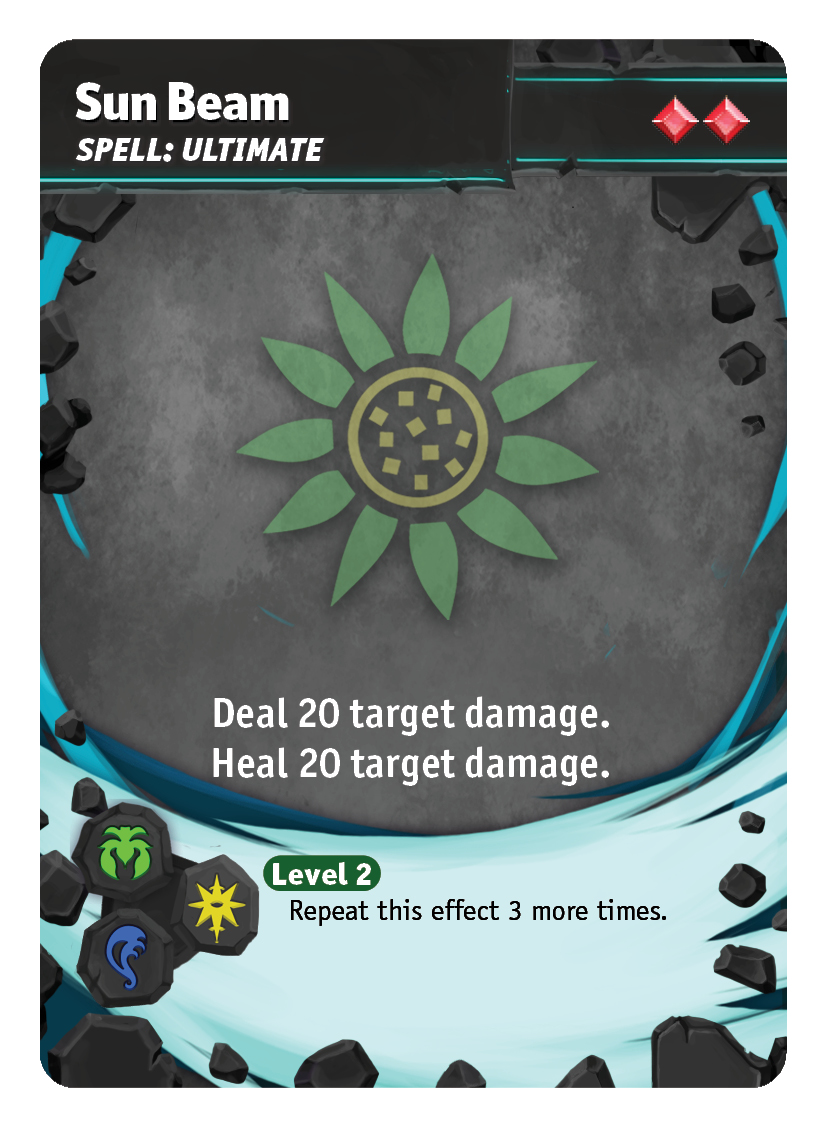 Sunbeam - Output some massive damage while keeping your team alive!