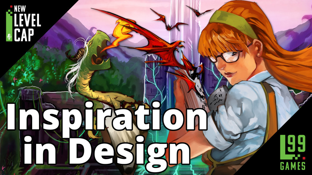 New Level Cap Podcast - Episode 29 | Inspiration In Design