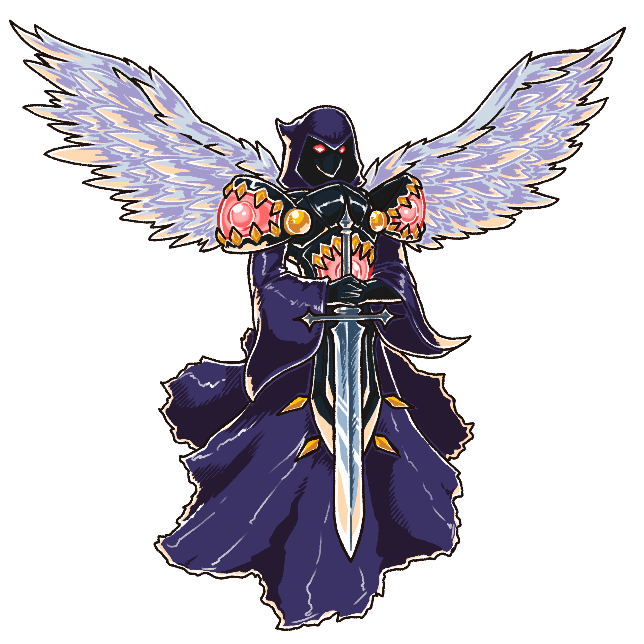 Platinum Lord Maghinat