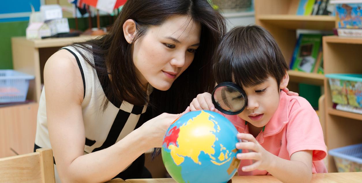 Teaching About Culture Crestwood Montessori Child Care Center Molendinar Queensland.jpg