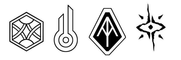 Faction Crests