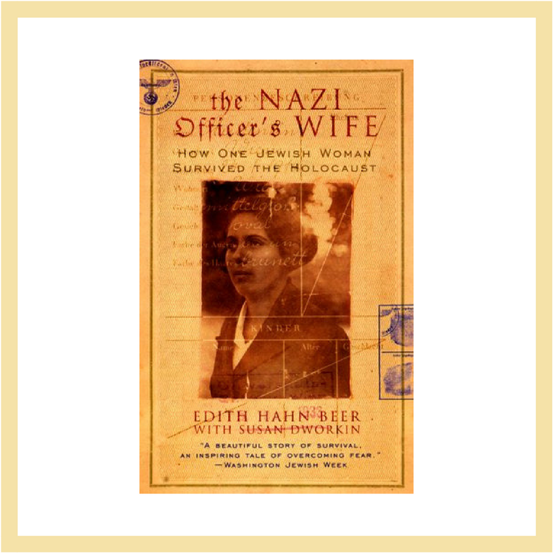 The Nazi Officer's Wife || One Book Blog