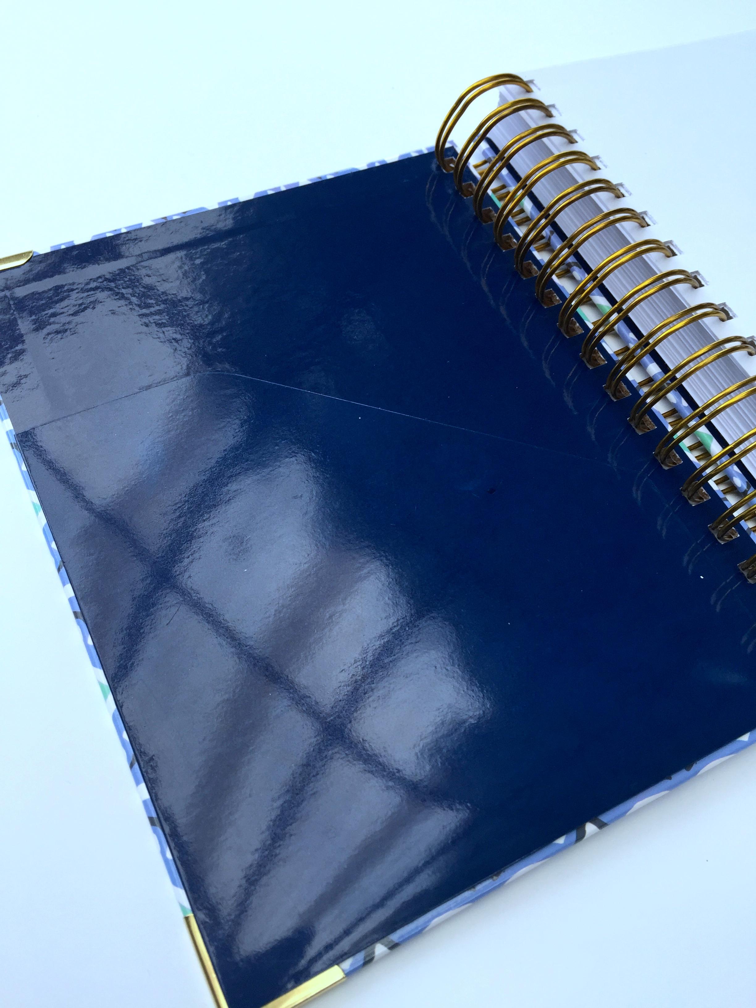 Day Designer Inside Cover