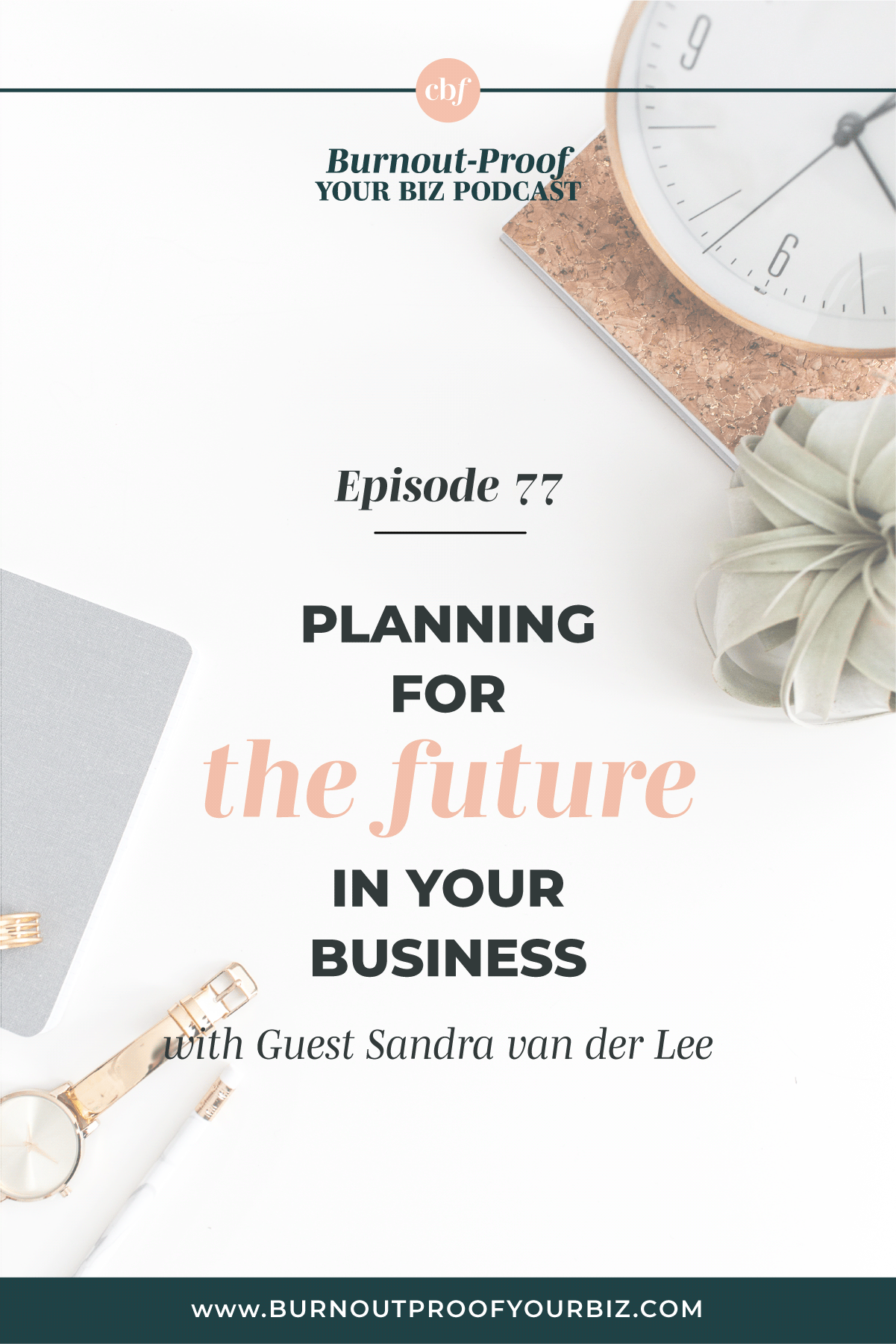 Finding Scalability for Your Business in an Unexpected Way with Sandra Van Der Lee