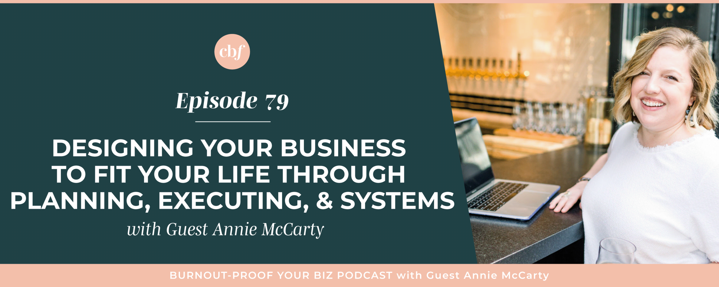Burnout-Proof Your Biz Podcast with Chelsea B Foster | Episode 079 - Designing your business to fit your life through planning, executing, and systems with guest Annie McCarty | Learn how to run your biz and live your dream life on your own terms without the fear of burnout.  ||  burnout-proof your business podcast | workflow & productivity specialist | planning when paired with execution | the best systems for staying organized and planning for the future of your business | entreprenurial women who podcast | balancing work & play as a solopreneur | how to stay efficient in your business | defining success on your own terms | annie mccarty    preventing burnout in your business, what to do when you're overwhelmed, tips for getting through burnout, what to know before starting an online business, tips on being a successful solopreneur, asana workflow systems, the best ways to utilize asana, what to know before becoming your own boss, planning for success as an entrepreneur, multi-passionate creative, honoring yourself, business tips for multi-passionate creatives, chelsea b foster, women who podcast, female podcaster, doing the work, mindfulness