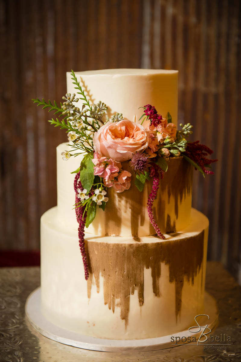 Swoon worthy cake by Cake Smith!