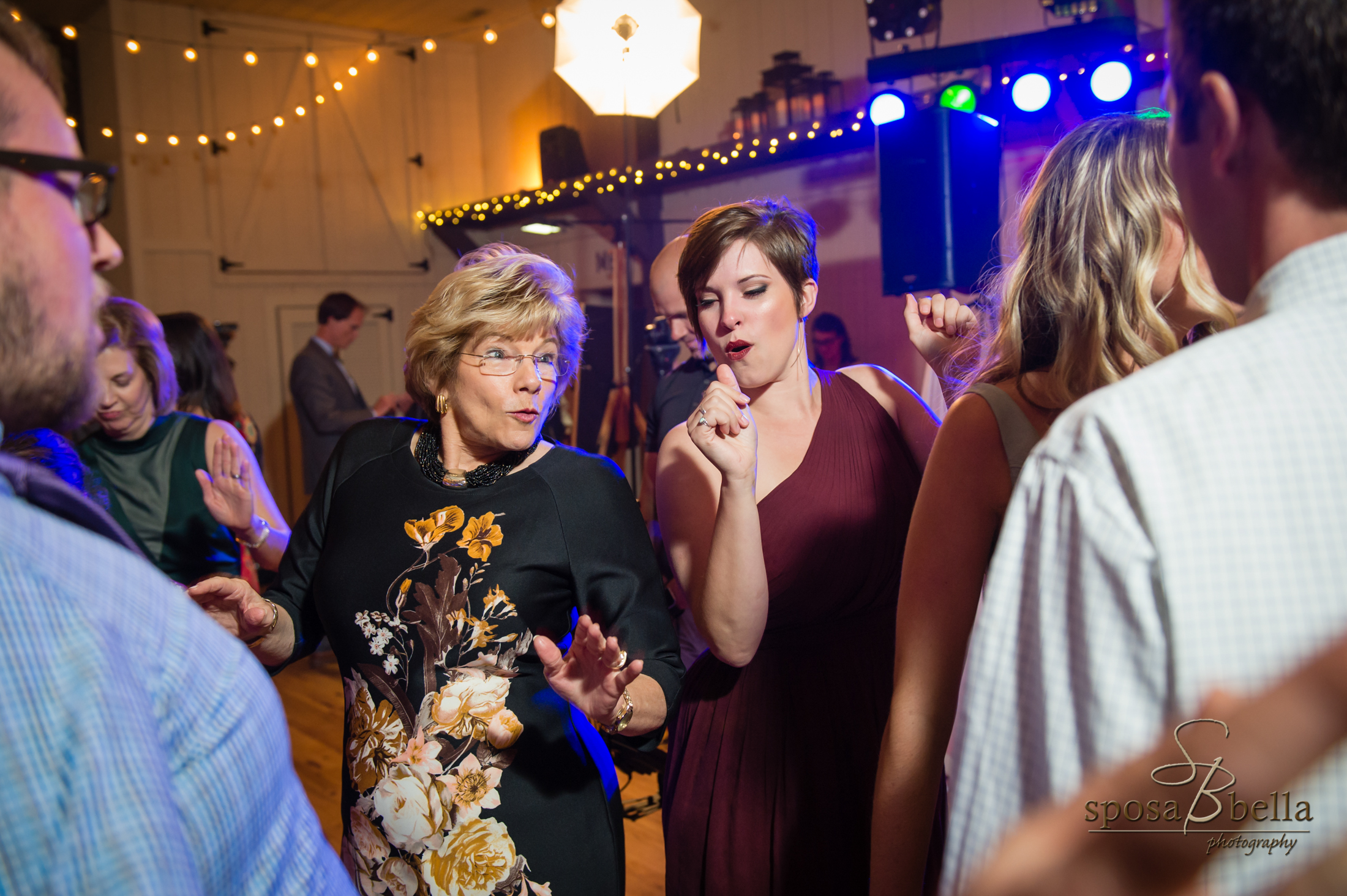 How could you not be out on the dance floor when you have Uptown Entertainment behind the DJ booth & a fun group like this!