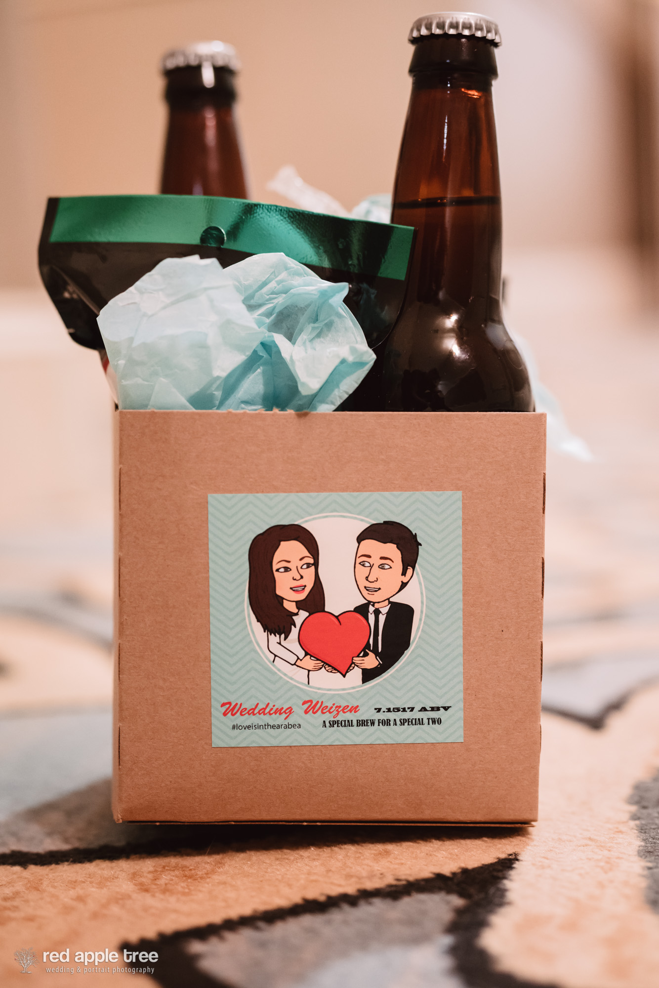 How cool is this wedding favor?!?