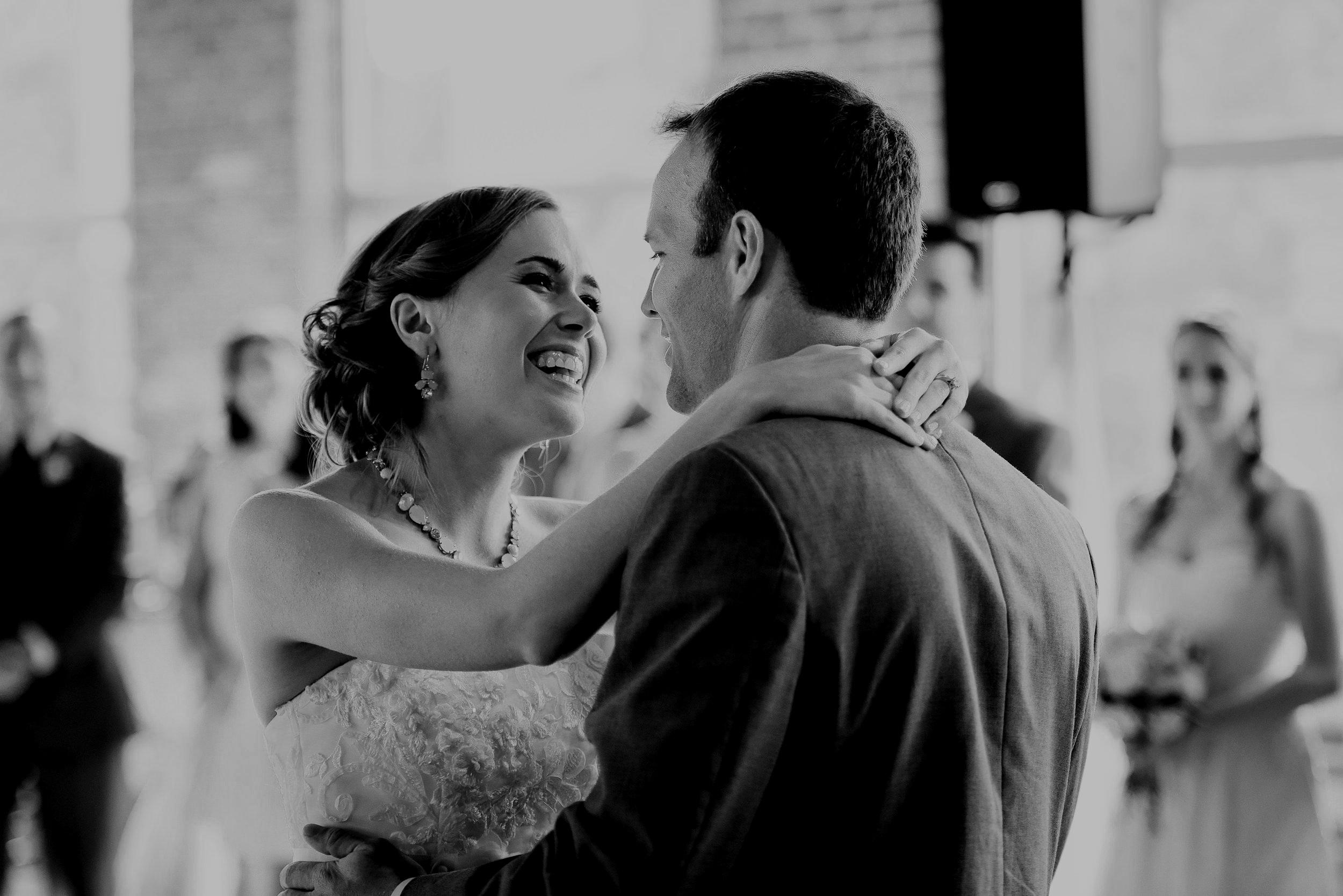 WEDDING DJS - MODERN, UNFORGETTABLE WEDDINGS.
