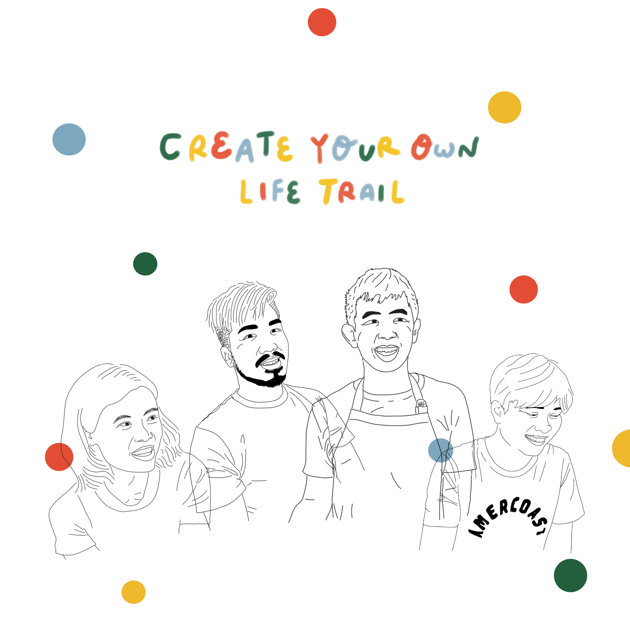 Create Your Own Life Trail - This July, we invite you toCREATE YOUR OWN LIFE TRAILThere are deep and universal patterns of behaviours called 'archetypes' that human beings across ages and spaces connect with. Have you ever wondered what archetype you play in the story of your life?USEFUL THINGS TO NOTE:+There are two parts to this process.Step 1: Discover your archetype at: https://tinyurl.com/bold-archetype-quizStep 2: Pick the trail curated for your archetypal element to meet your muse, explore the hood, ask questions and enjoy an experience worth more than $10 for just $5!+ There are no fixed trail timings. We believe that you are the creator of your own life thus this trail is largely self-guided. Do it at your own time and pleasure whether it is on your own or with a group of friends.+ Upon sign up, you will receive a note to collect the trail guide at Bold At Work+ Your trail begins from there!