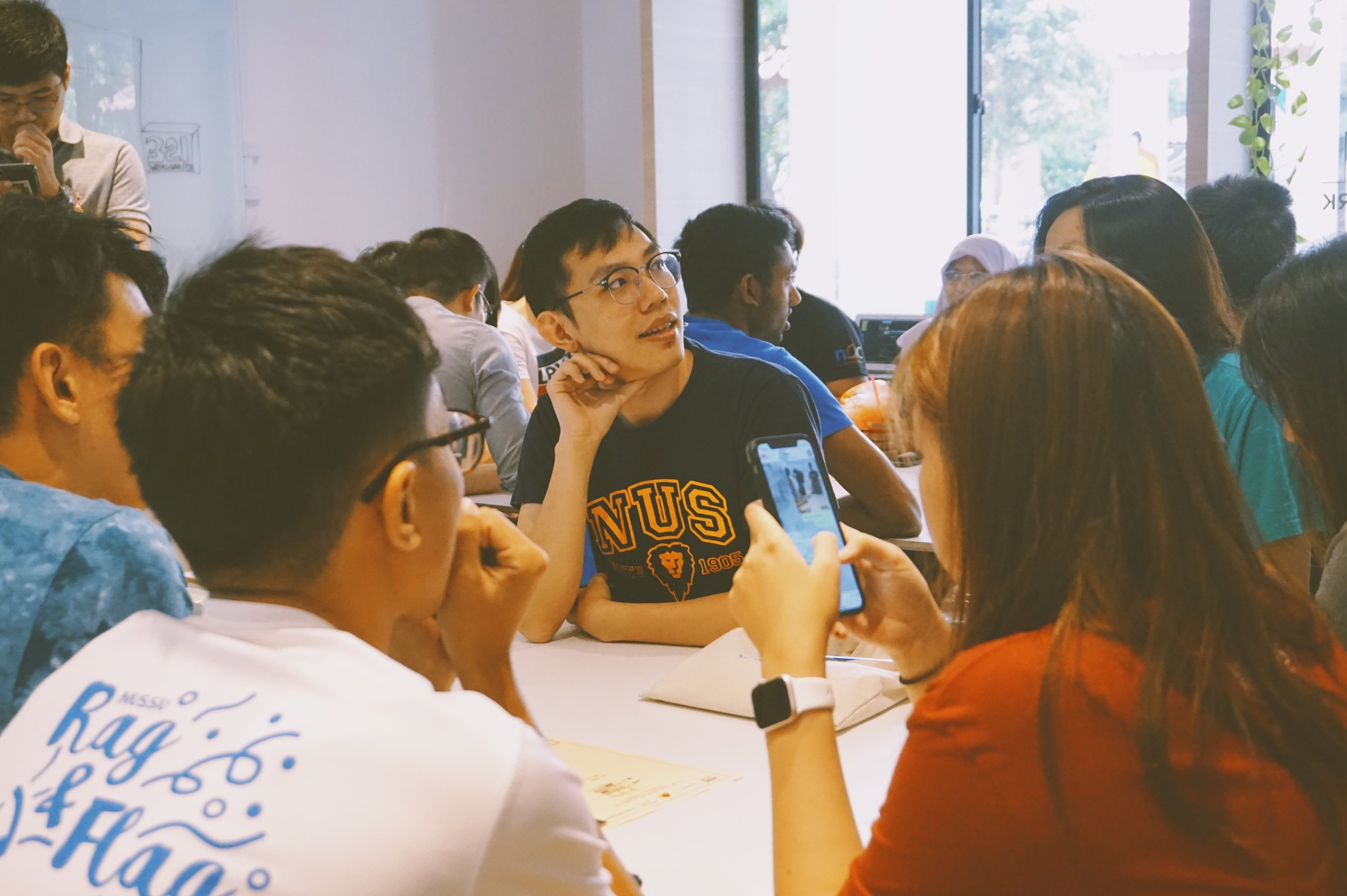 Bold's larger vision has always been to create a platform for young people to discover autonomy, mastery and purpose such that they could create a new language and effect for social impact. That to us, in summary, is also what we see brings them forth as active citizens in the future of work.