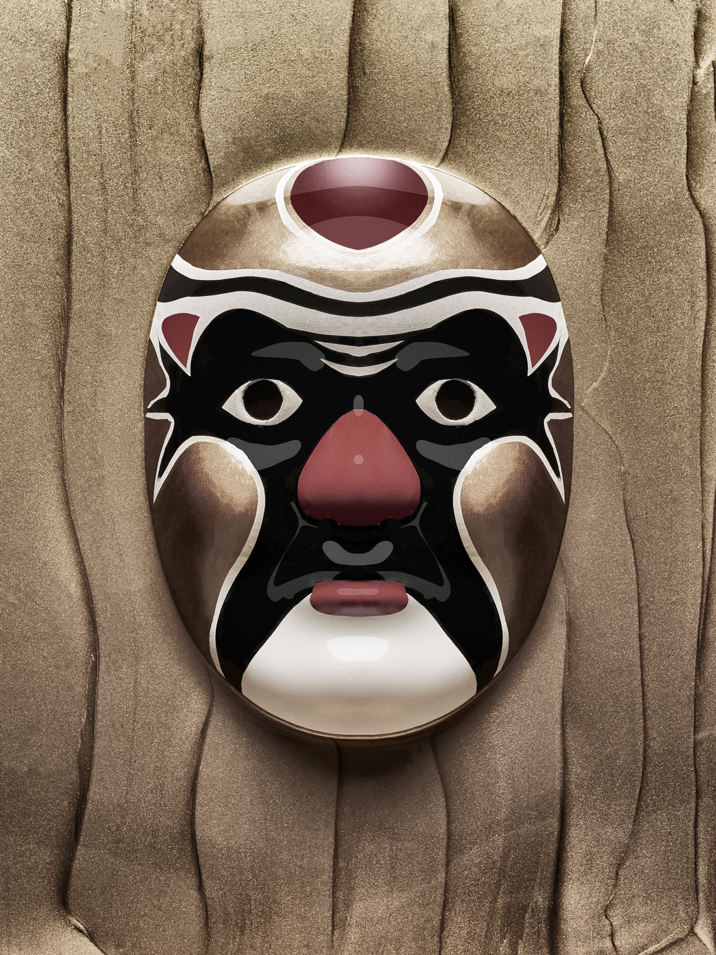 Product - 2017-06-02 Chinese Mask in Gold Paint 5728.jpg