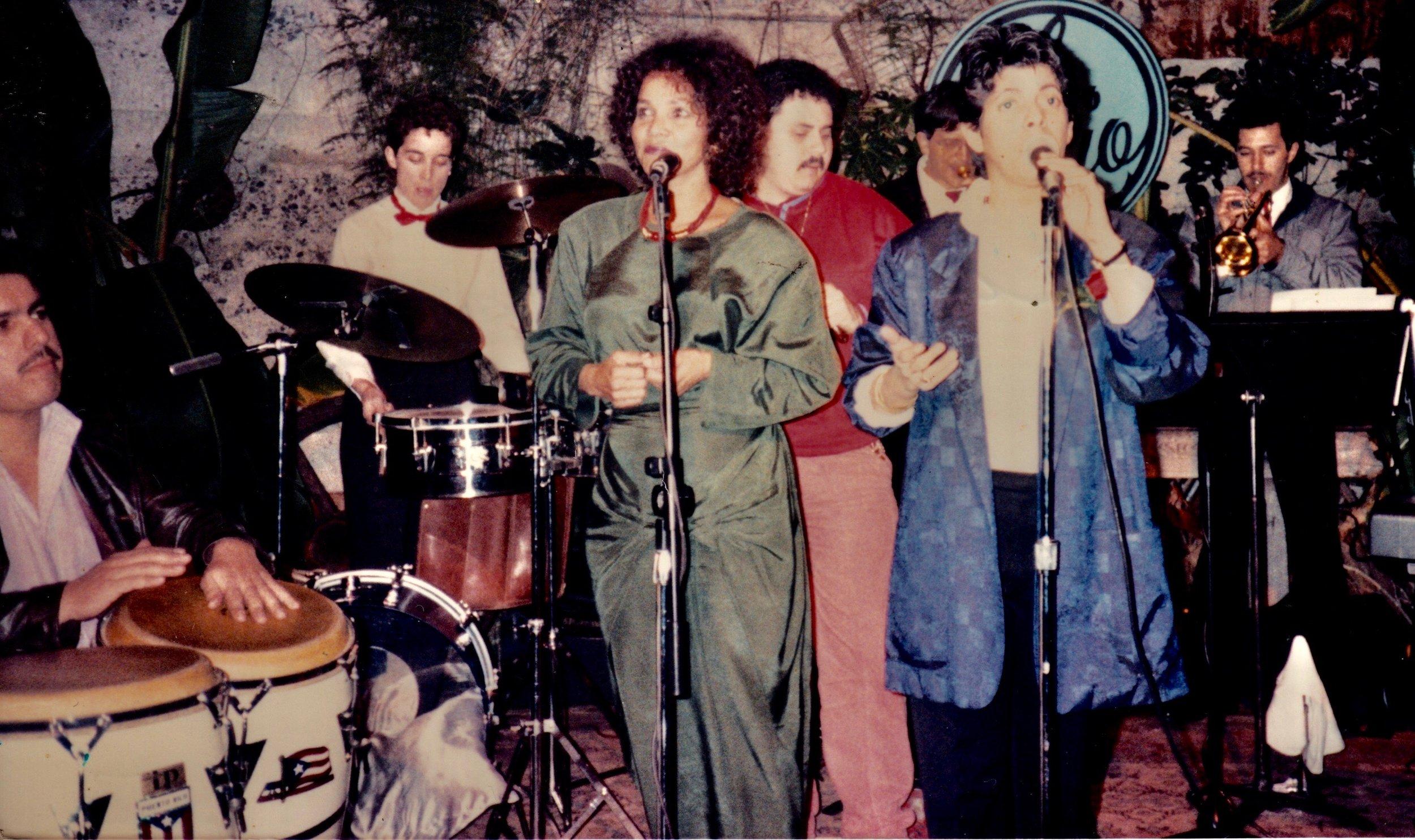 Sinigual San Francisco, CA 1988