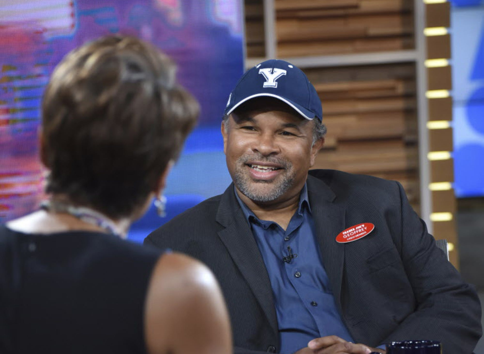 Geoffrey Owens on ABC's  Good Morning America