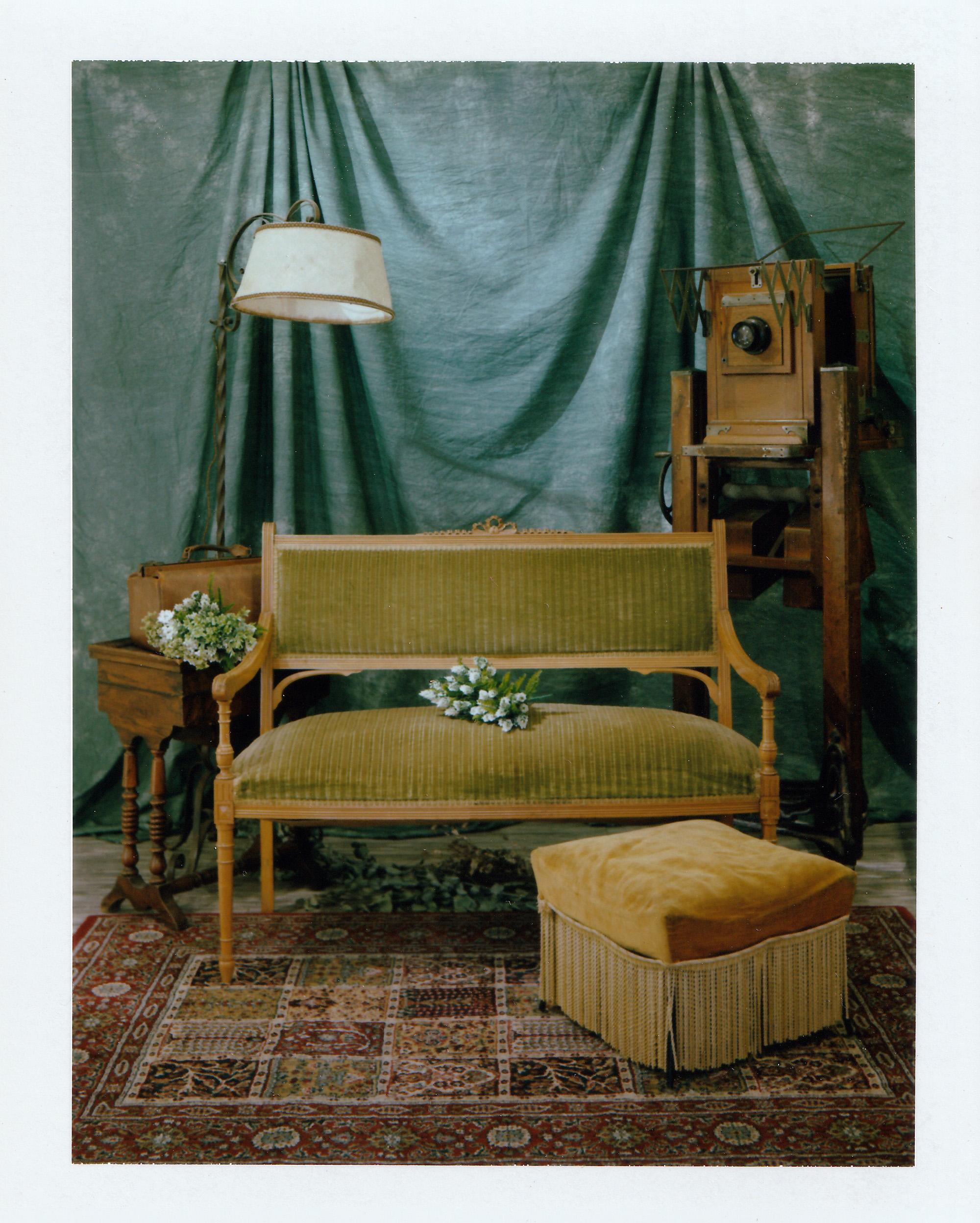 Antique Photo Studio Experience Gift 即影即有 西洋書法 prewedding 全家福 古寫真館