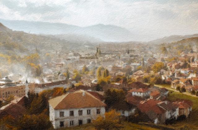 Sarajevo, Austria-Hungary