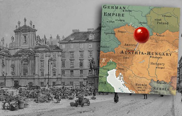 Vienna, Austria-Hungary
