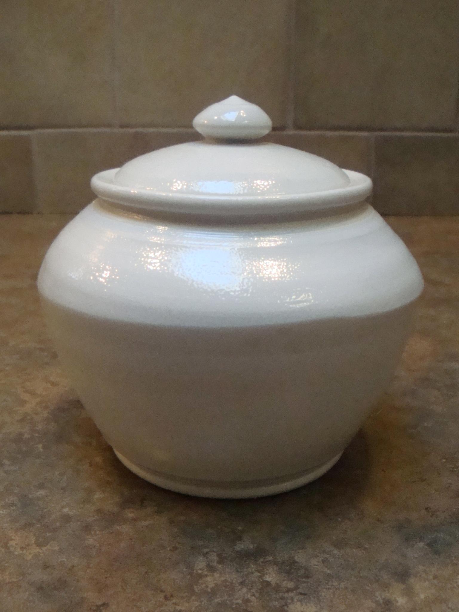 Soft-angled Jar