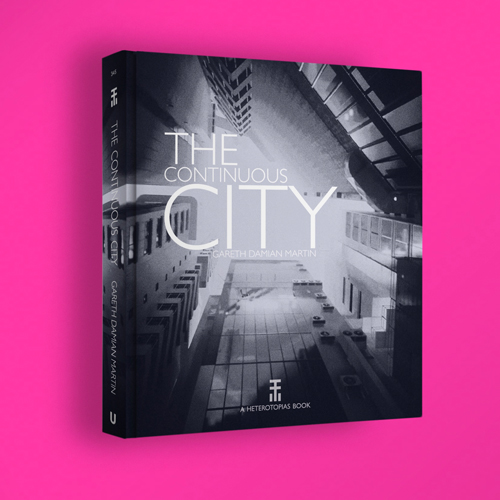 The Continuous City by Gareth Damian Martin  A photographic journey exploring virtual cities of video games.