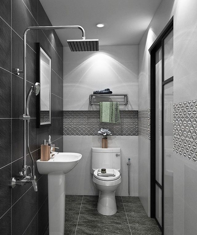 Luxury Bathroom (Executive Apartment) Design by Jacelyn Ho. Visit our facebook page @ Topone Interior Design or speak to us now to get a free quote @ 9036 9300/enquiry@topone-interior.com. Showroom: 181 Ang mo Kio Ave 5 #01-2930 (S) 560181 #singapore #interiordesign #resales #HDB #bathroomdesign