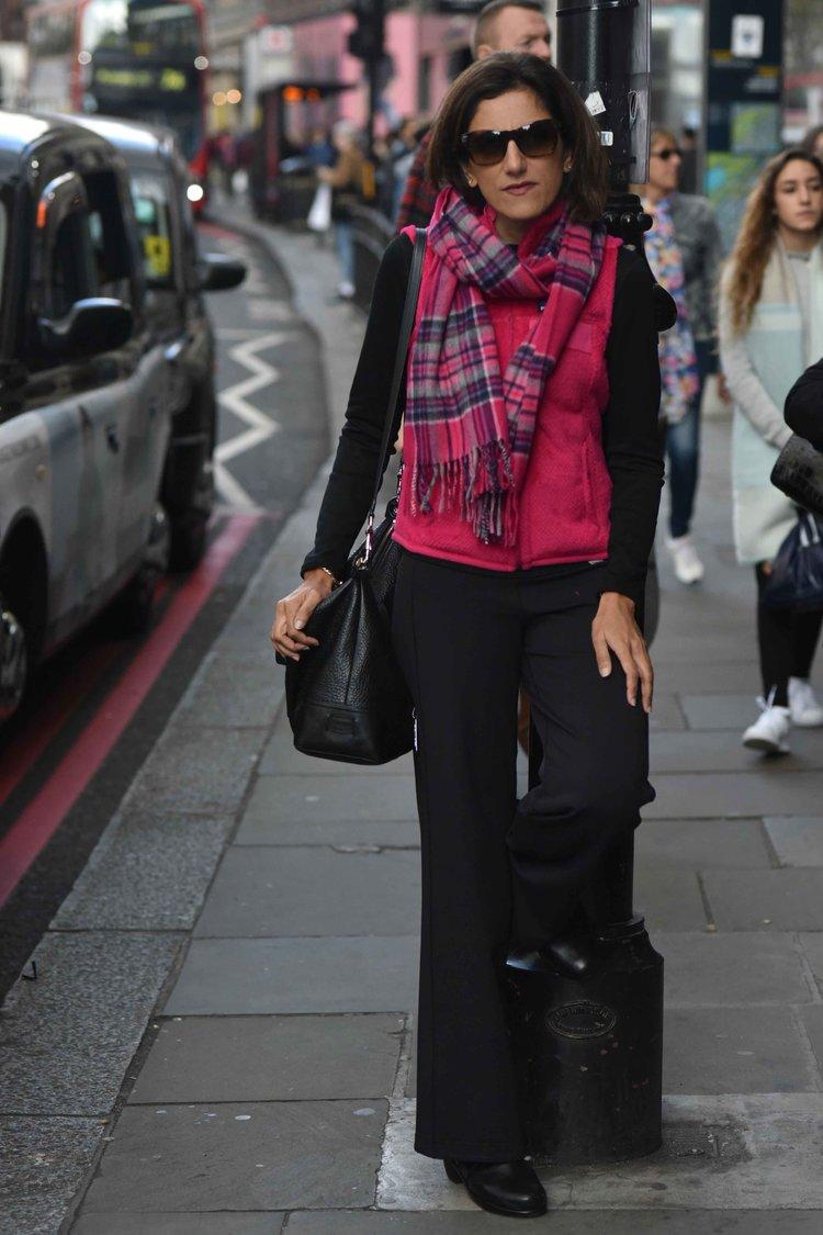 Street style, London, Knightsbridge. Photo credit: Alizeh Latif.Image©thingstodot.com