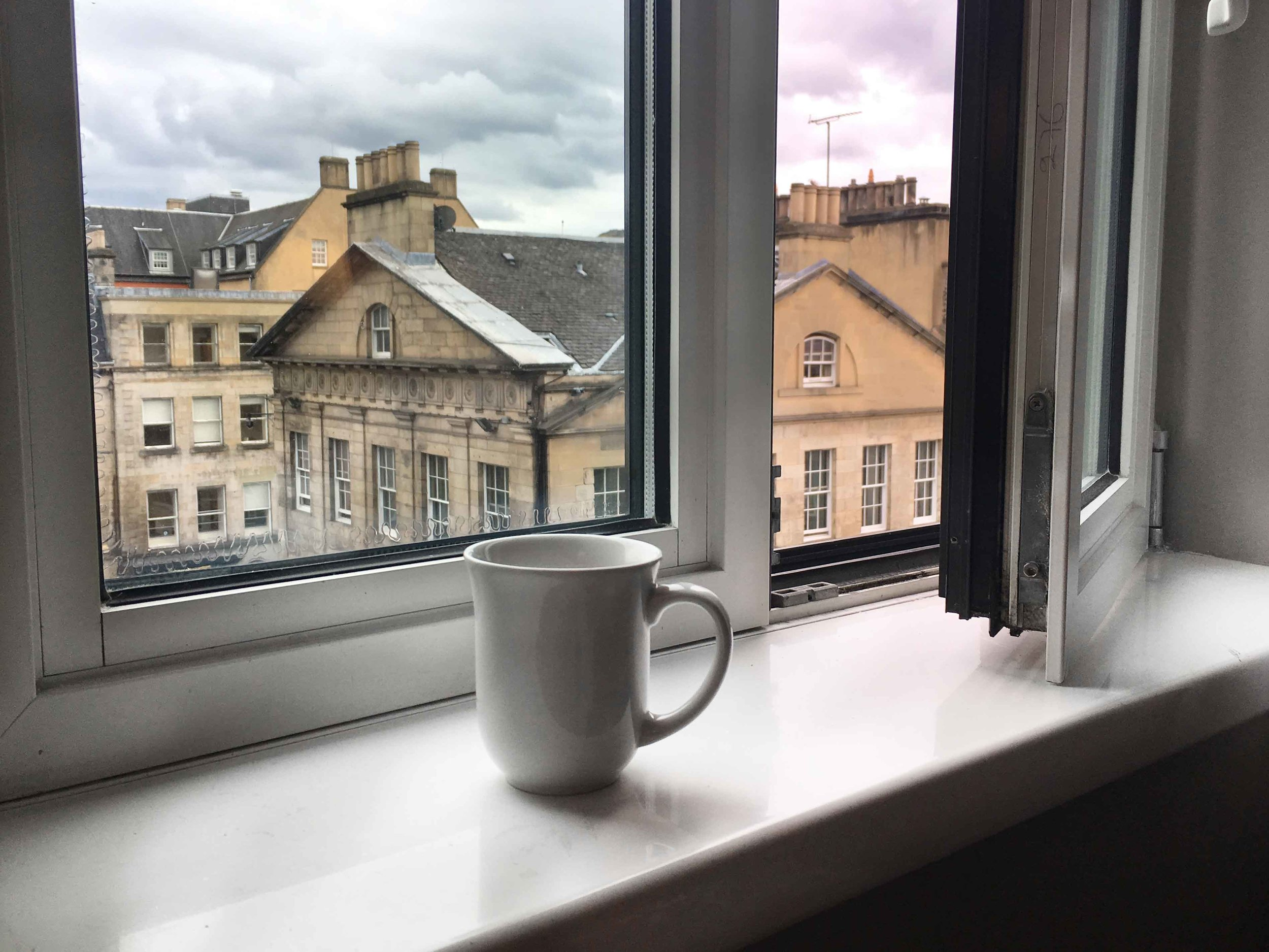 Ibis hotel, Royal Mile, Old Town, Edinburgh, Scotland. Image©thingstodot.com