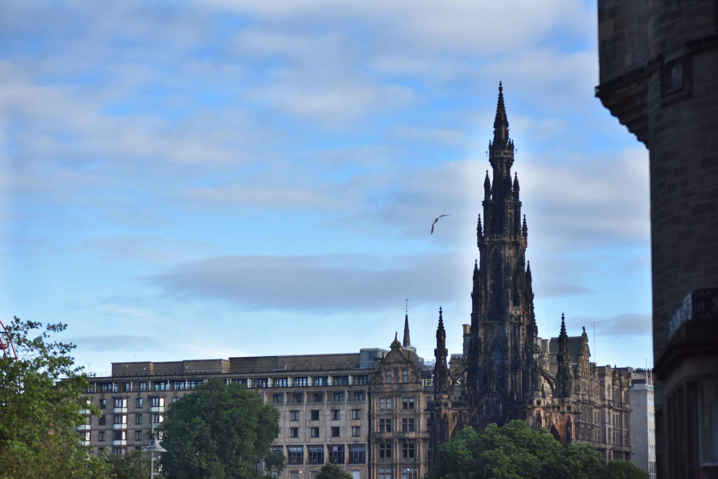 Old Town, Edinburgh, Scotland. Image©thingstodot.com